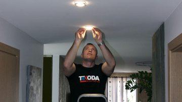 Belysning inne og ute